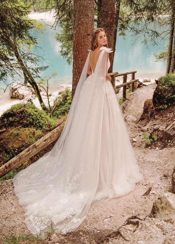 """Фото 18144094 в коллекции Шикарные модели от Кутюр и не только! - Свадебные платья """"Богиня"""""""