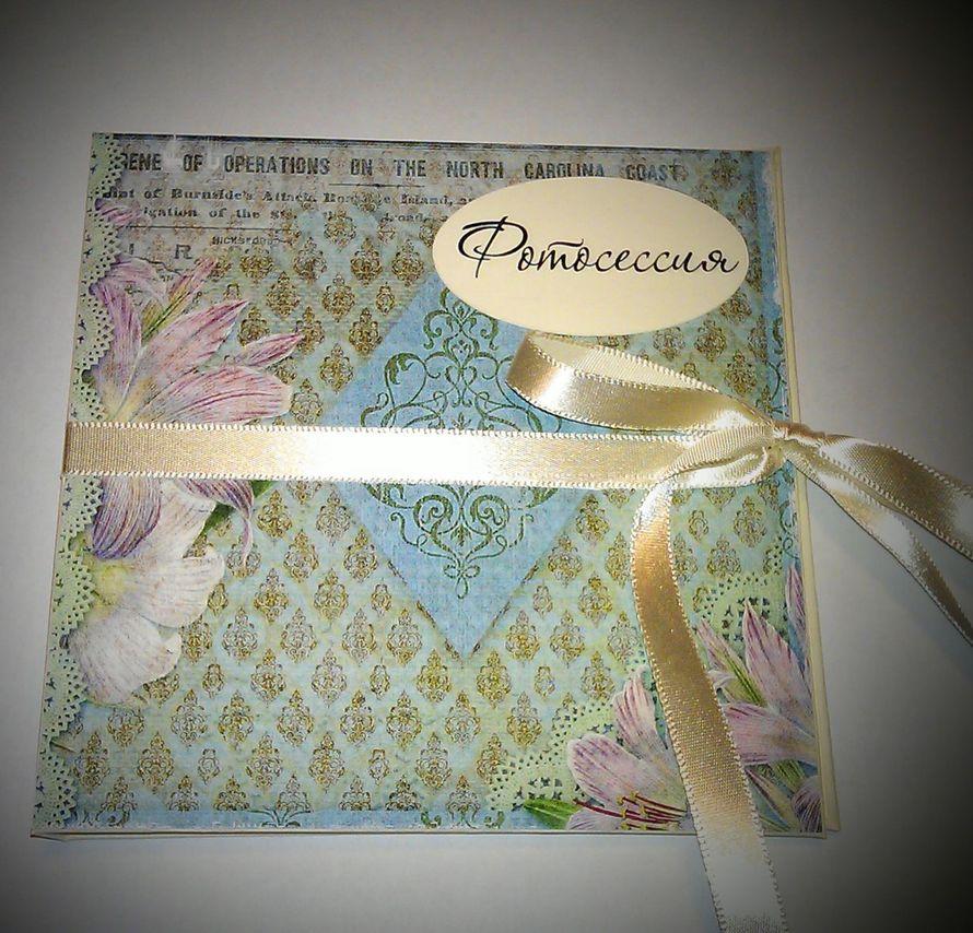 Фото 2712295 в коллекции Коробочки(боксы) для дисков - Scrapuschka - свадебные аксессуары и открытки