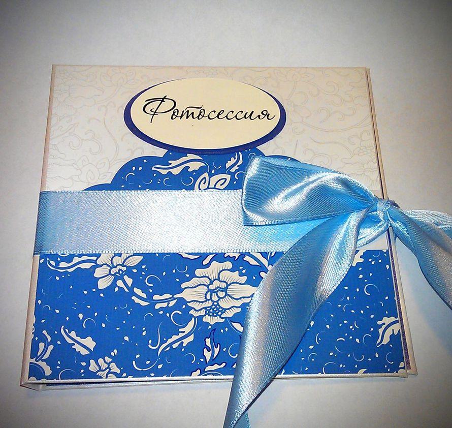 Фото 2712301 в коллекции Коробочки(боксы) для дисков - Scrapuschka - свадебные аксессуары и открытки