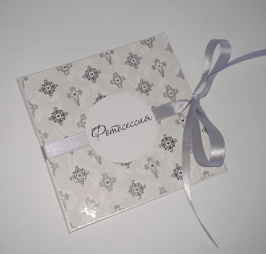 Фото 2712329 в коллекции Коробочки(боксы) для дисков - Scrapuschka - свадебные аксессуары и открытки