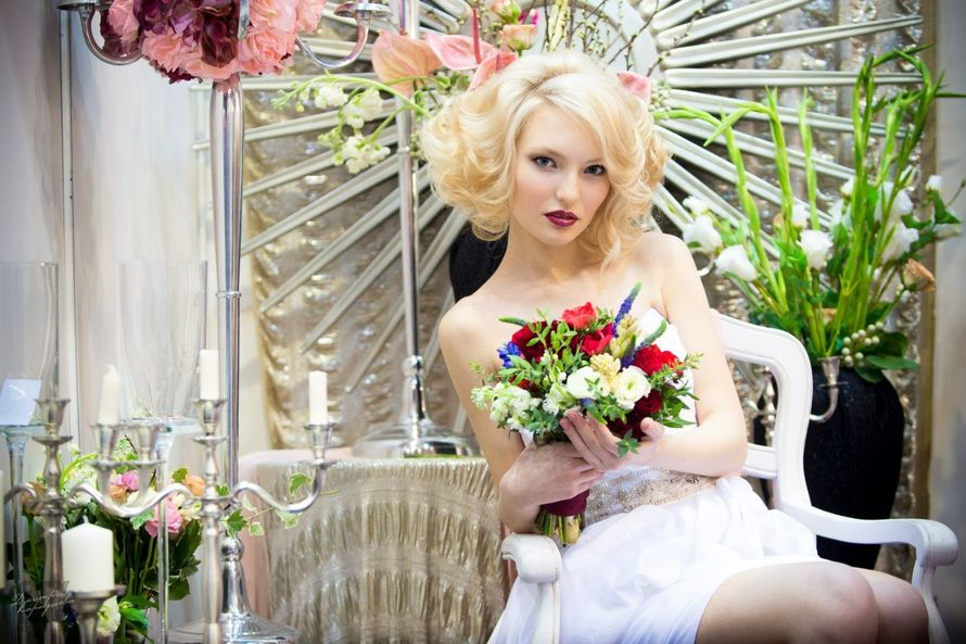 Фото 12115876 в коллекции Портфолио - Визажист, парикмахер-модельер Маргарита Литвин