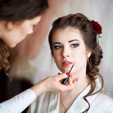 Репетиция макияжа