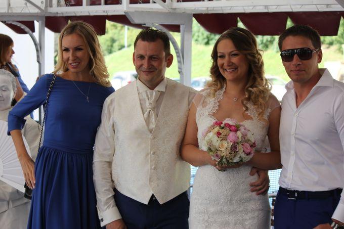 свадьба на А. Карениной