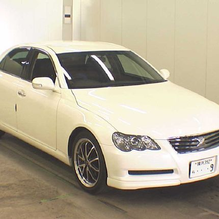 Аренда Toyota Mark X, 2010 г.в