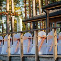 Александр и очаровательная ,солнечная Сашенька! Осенняя ,тыквенная свадьба.