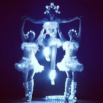 Танцевальный номер Снегурки