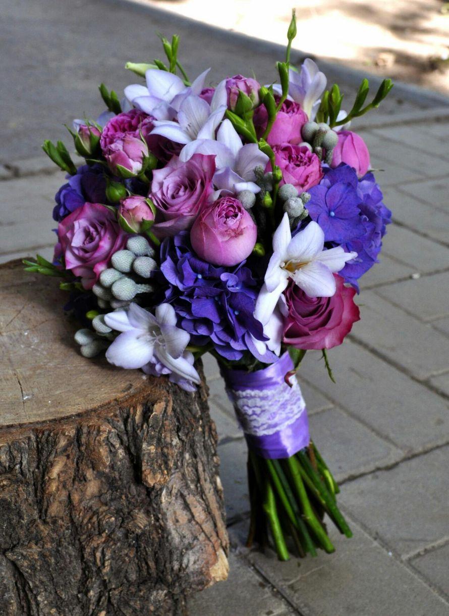 """Фото 3087507 в коллекции букет невесты - """"Маэстро"""" - свадебное оформление"""