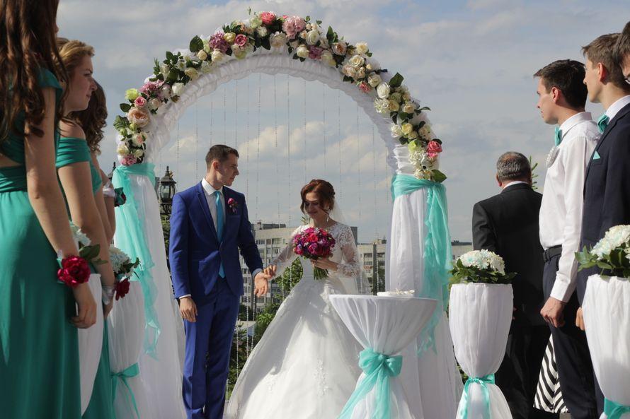 """проведение выездной регистрации - фото 11509630 """"Маэстро"""" - свадебное оформление"""