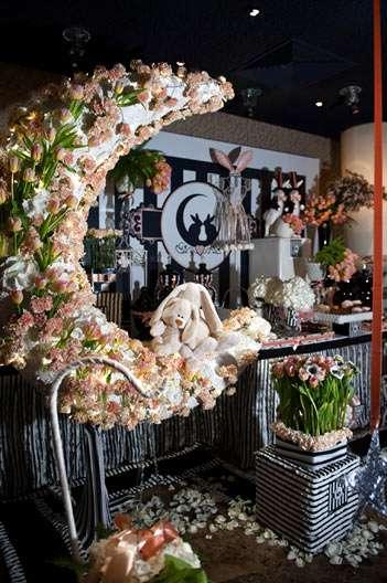 """Оформление зала в стиле  """" Прованс"""" - фото 2528519 Студия авторской флористики и декора'' Красота''"""