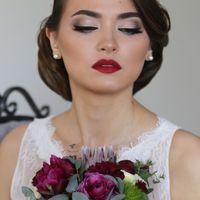 макияж Александра Калянковская прическа Анна Проплеткина букет невесты  Олеся Лобода студия Florida фото без обработки