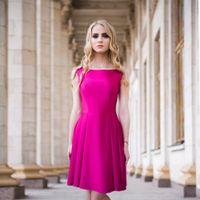 """платье """"Джессика"""" из вечерней коллекции Модного Дома Юнона  Платье из стрейч-атласа. По спинке застёжка на молнии. Подъюбник из фатина предлагается отдельно. В наличии"""