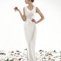 """Платье """"Джиллиан"""" из коллекции Модного Дома Юнона  Лаконичная европейская модель платья из натурального шёлка с элегантным оформлением лифа типа «качелька»"""