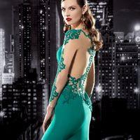 Вечернее платье от Папилио