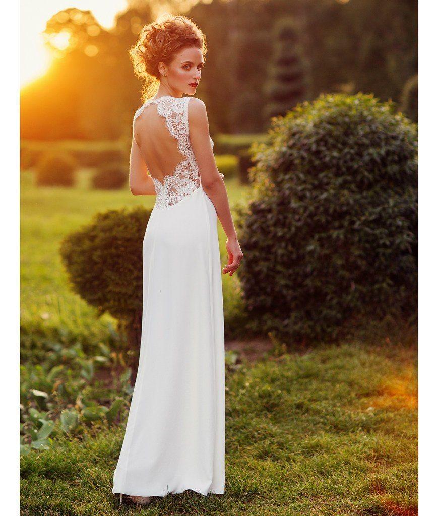 """Платье """"Люсси"""" из коллекции Модного Дома Юнона - фото 13005336 Салон свадебных и вечерних платьев Unona"""