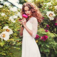 """Платье """"Стефани"""" из свадебной коллекции Модного Дома Юнона"""