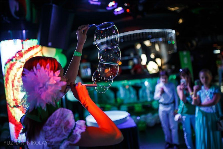 """Фото 15819156 в коллекции Портфолио - """"Новое явление"""" - шоу мыльных пузырей"""
