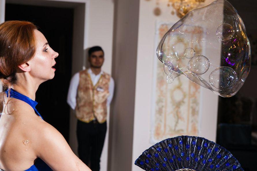 """Фото 15819170 в коллекции Мои фотографии - """"Новое явление"""" - шоу мыльных пузырей"""