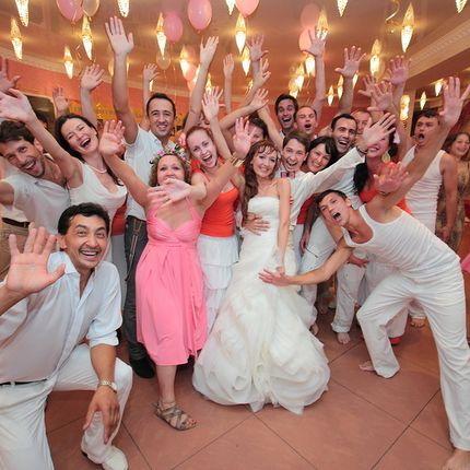 Проведение и музыкальное сопровождение свадьбы, 6 часов