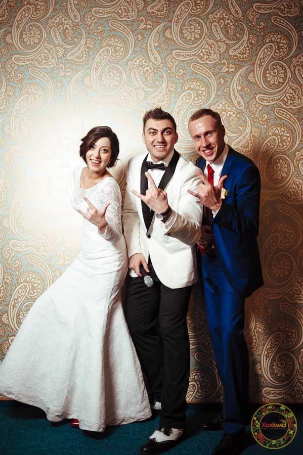 Наши ведущие яркие и креативные! - фото 2550677 Xoxloma event production - агентство организации свадеб