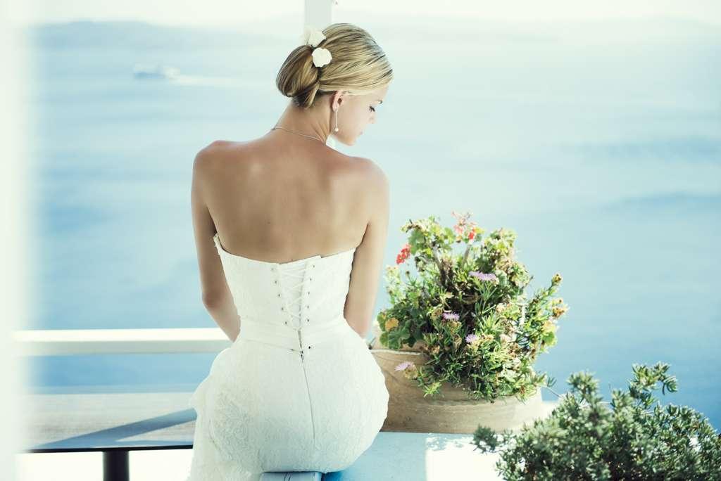Свадьба на Санторини. Образ невесты - фото 4439389 Фотограф Маша Карт на Ибице и Санторини