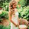 Невеста в саду