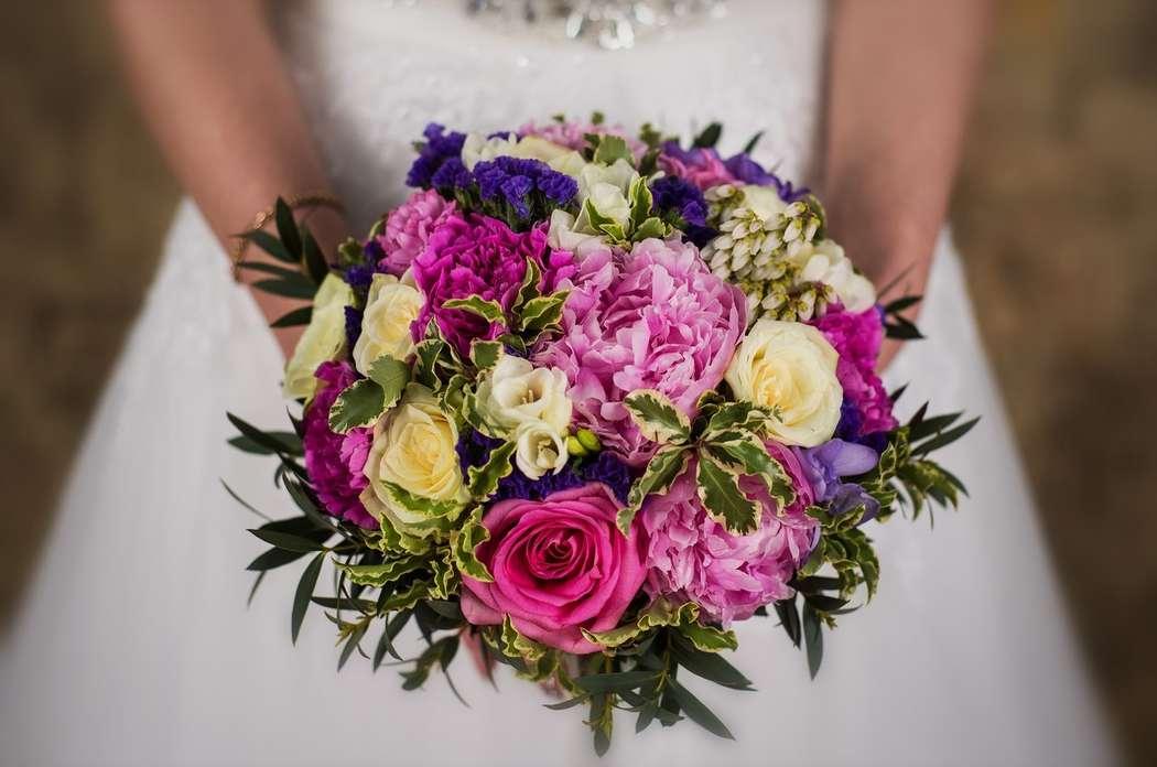 Заказ свадебный букет в донецке, букет фото дизайнерский