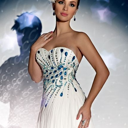 "Платье ""To be bride"" - модель C0013B"
