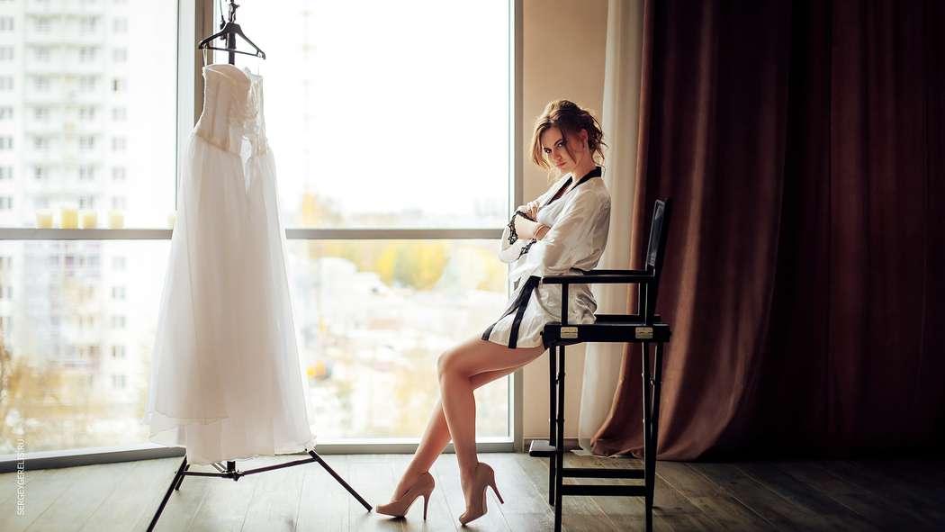 Утро невесты)))))! Необыкновенная Надежда. - фото 12765678 Фотограф Сергей Герелис