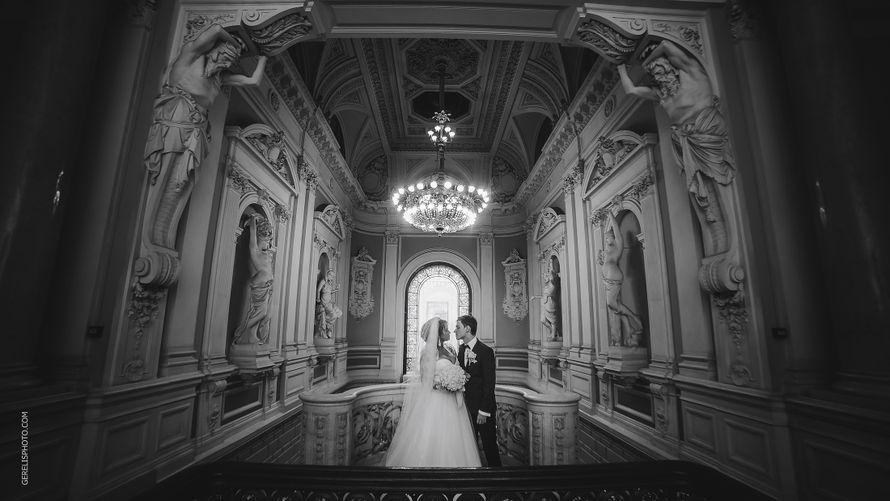 Андрей и Кристина. - фото 16931910 Фотограф Сергей Герелис
