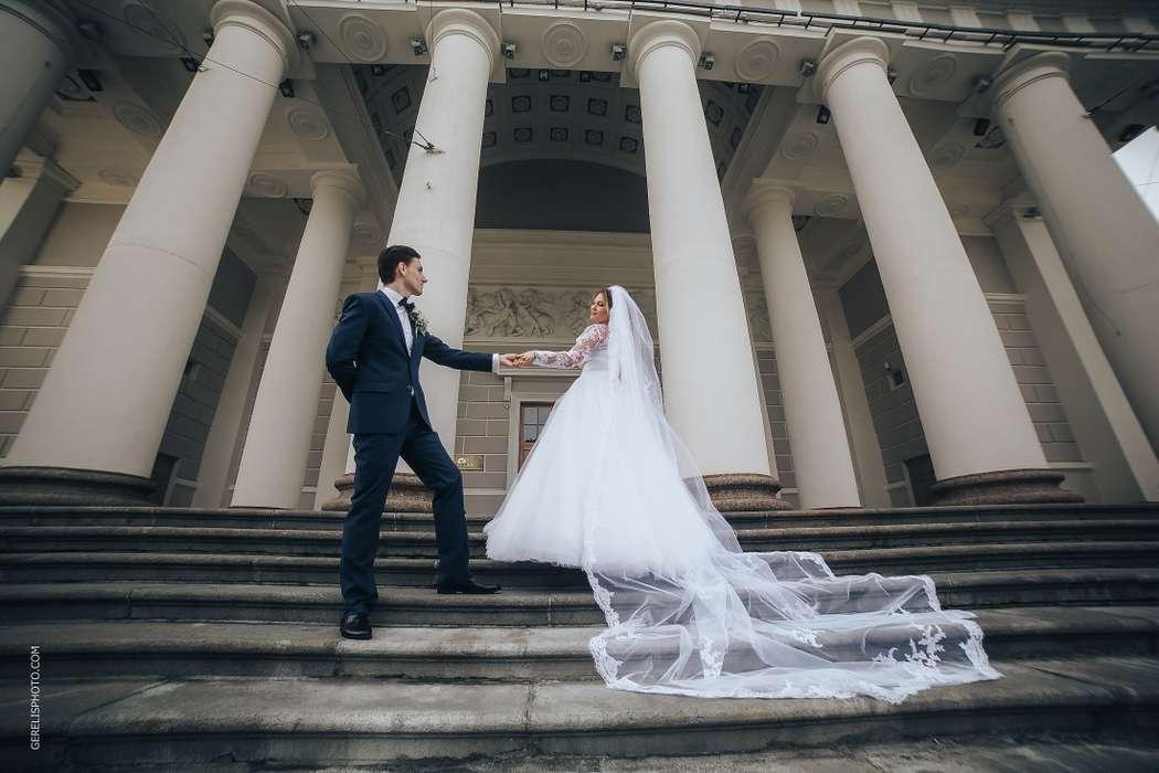 Андрей и Кристина. - фото 16931912 Фотограф Сергей Герелис