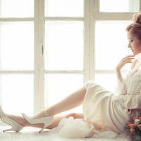 """Фото сделано на мастер классе Натальи Мельниковой """"Утро невесты"""""""