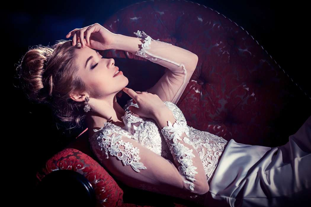 Красивое свадебное платье - фото 4126179 Фотограф Лапшина Ирина