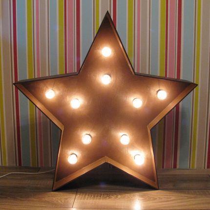 Светящаяся звезда в аренду