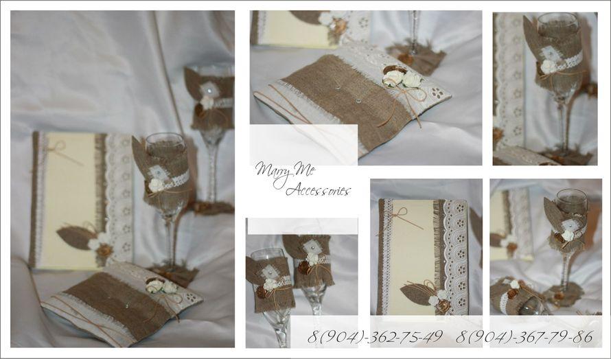 """Фото 2702460 в коллекции Свадебные аксессуары - """"Marry Me """" свадебная мастерская"""