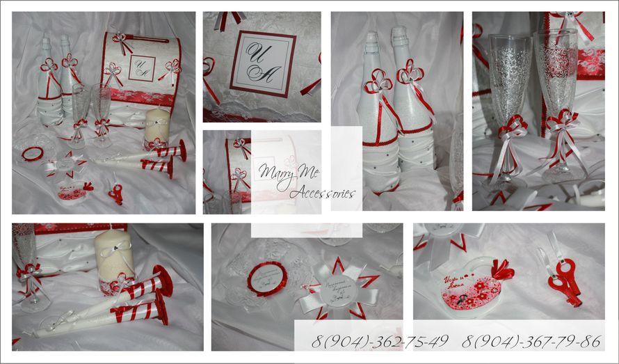 """Фото 2702490 в коллекции Свадебные аксессуары - """"Marry Me """" свадебная мастерская"""
