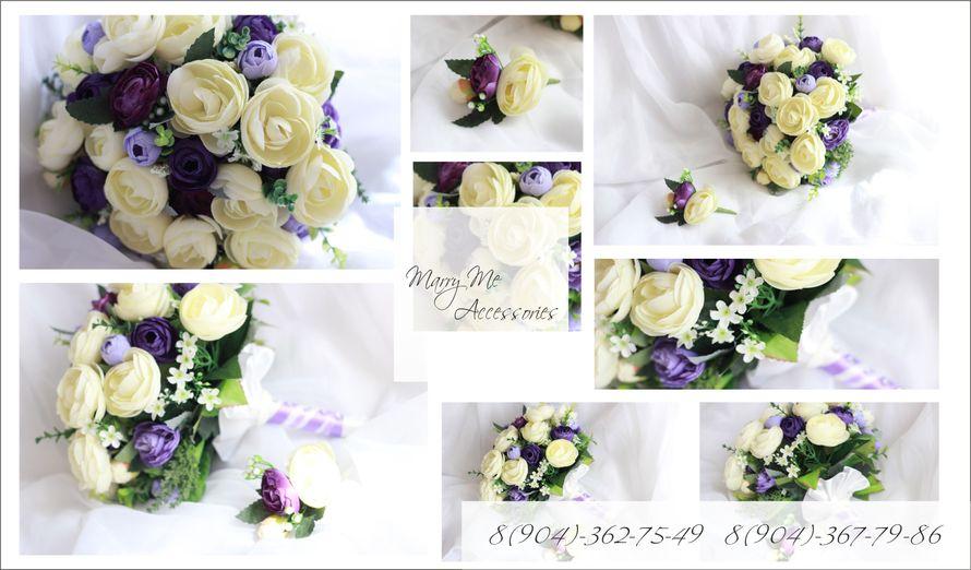 """Фото 2702506 в коллекции Свадебные аксессуары - """"Marry Me """" свадебная мастерская"""