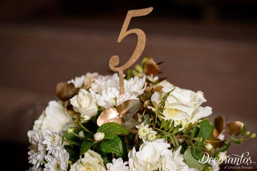 Студия декора Decorantos. Стильно и со вкусом оформим ваш праздник 8-920-359-356-6 - фото 16230794 Decorantos - wedding decor studio