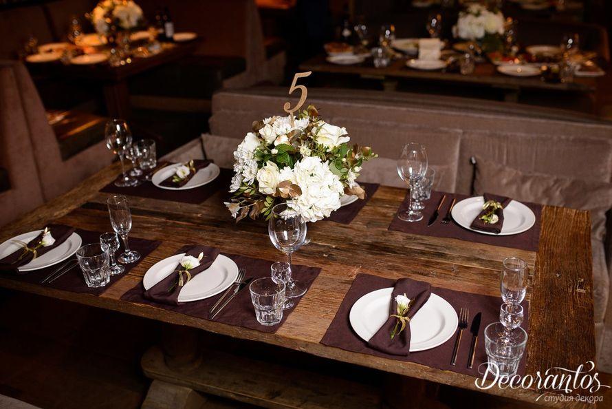Студия декора Decorantos. Стильно и со вкусом оформим ваш праздник 8-920-359-356-6 - фото 16230798 Decorantos - wedding decor studio