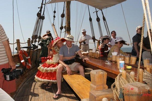 """свадьба по-пиратски на МОРЕ - фото 27999 """"Funday"""" - организация мероприятий"""