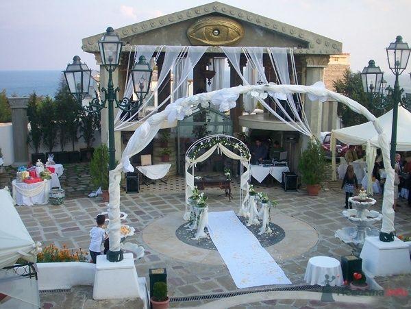 """свадебный банкет на МОРЕ - фото 28000 """"Funday"""" - организация мероприятий"""