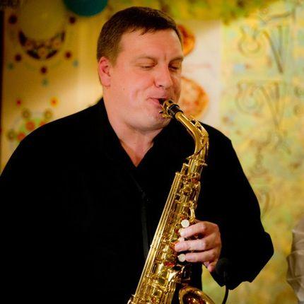 Саксофонист на свадьбу 1 час