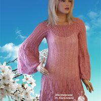 Платье-туника Нежность
