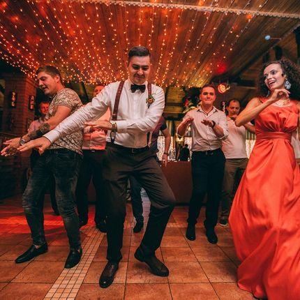 Проведение свадьбы + DJ, 6 часов + аппаратура