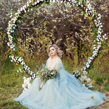 Свадебная арка-гнездо в аренду
