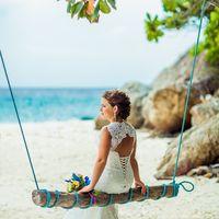 Свадьба на необитаемом острове  Больше фото тут   #свадьба_на_пхукете #фотограф_на_пхукете #фотограф_в_таиланде #свадьба_в_таиланде