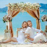 Карамельная свадьба Андрея и Александры  Больше фото на сайте  WhatsApp / Viber +6690 070 5505  #свадьбапхукет#свадьбанапхукете #фотографвтаиланде