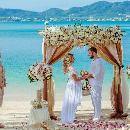 Организация свадьбы на Пхукете