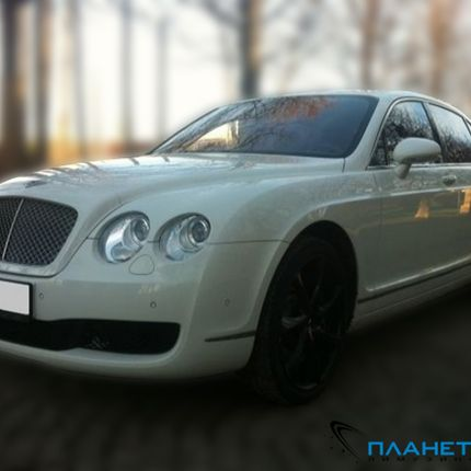 Bentley continental «Flying spur»