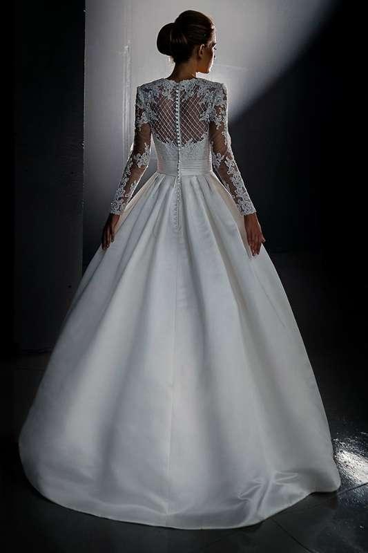 Свадебное платье А-силуэта ТМ Love Bridal (Англия)   - фото 11391450 Свадебный салон Formarriage