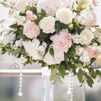 цветочные композиции для символической церемонии